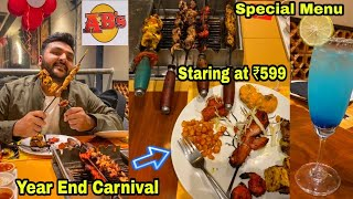 Absolute Barbecues Year End Carnival Unlimited BBQ Buffet    Special Menu Review   
