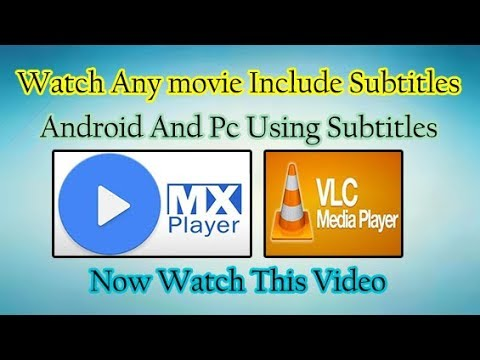 Add Subtitles to Movie Android | pc