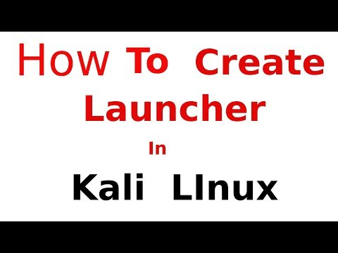 How to create a launcher for firefox quantum in linux 2017