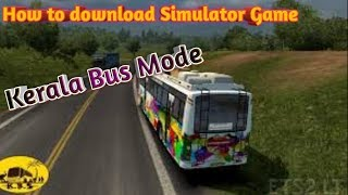 New updation for Kerala Bus livery App for bus simulator