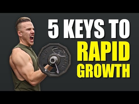 5 Workout Tips for Skinny Guys (BULK UP FAST!)