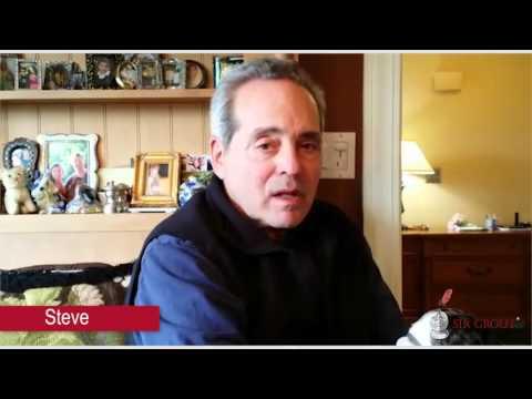Sir Grout Video Testimonial: Steve.