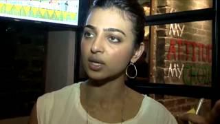 Radhika Apte Bombariya Film Announcement launch party