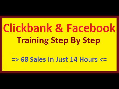 How To Promote Clickbank Products Without A Website On Facebook