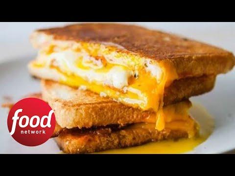 Crave-Worthy Fried Egg Sandwich   Food Network