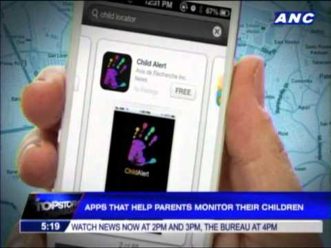 Apps can help find missing kids