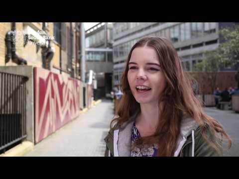 BA (Hons) English and Creative Writing at London South Bank University