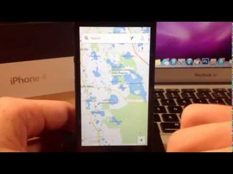 How to save offline maps in Google Maps 2 0 for Apple iPhone and iPad