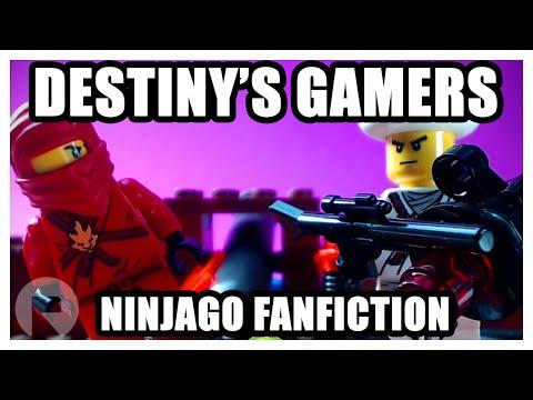 LEGO Ninjago Fanfiction: Destiny's Gamers • LEGO Brickfilm