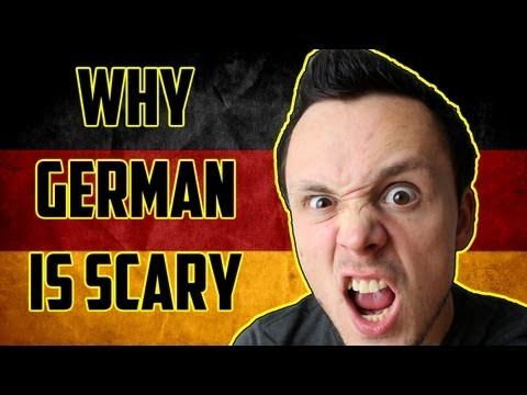 Why German is Scary | Get Germanized