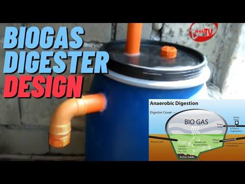 Biogas digester, Philippines (Part -1)