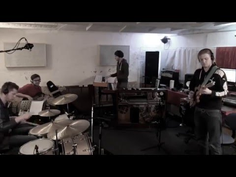 Threesome - Düsenfried and the Stuffgivers (rhythm-section, first take, studio)