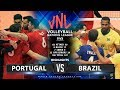 Portugal Vs Brazil Highlights Mens VNL 2019