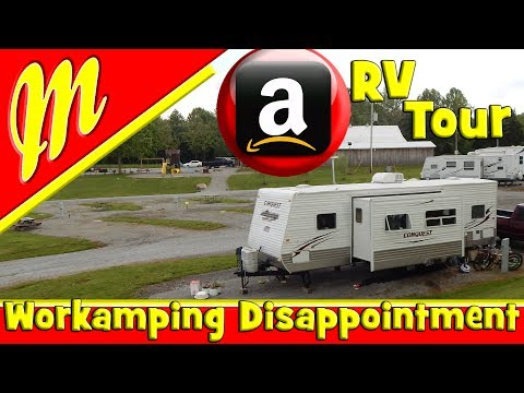 Quick Work Camping Decisions and RV tour 2011 Gulf Stream Conquest Lite 279 QBL