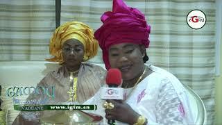 Gamou 2019 - Sokhna Baly Mbacké à Tivaouane