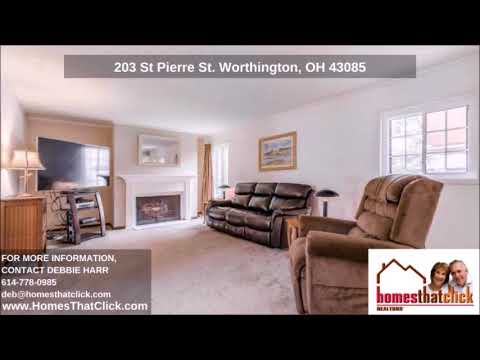 Ville Charmante Home for Sale in Worthington OH