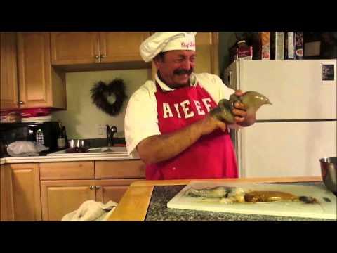 Urban Treasure Hunter Plays Camera Man for Chef Bourque'