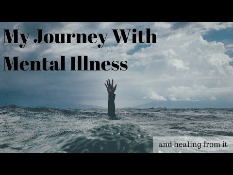 My Journey With Mental Illness and Healing It | Trauma, Depression, Psychosis | #letstalk