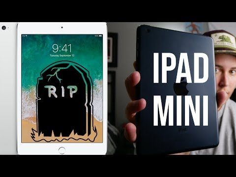 Why I Think The iPad Mini is Dead
