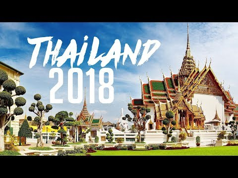Thailand Travel Video 2018 (Asia Trip Part 2)