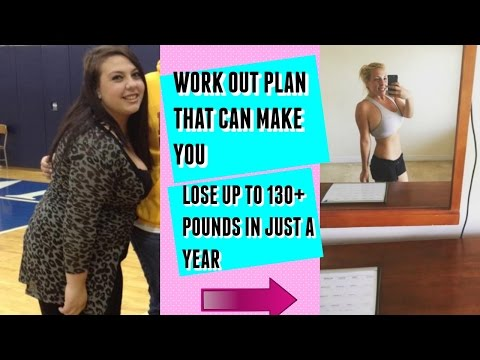 Workout Plan That Will Help You Lose Weight Fast And Easy// Lose 100 +Pounds In Less Than A Year