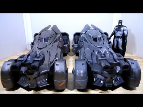 Batman V Superman Batmobile Custom Tutorial Video