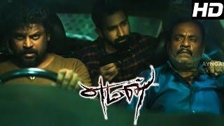 Yaman | Yaman full Tamil Movie scenes | Vijay Antony warns Marimuthu | Vijay Antony best Mass scene