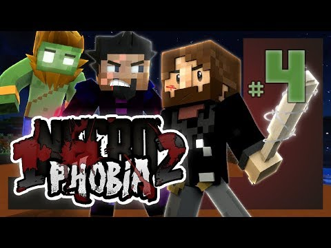 Phobia UHC S12 Ep4 - Several Minutes of Uncontrollable Laughter!