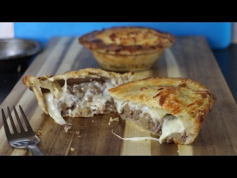 Minced Beef and Cheese Pie - Australian New Zealand Pie @Pie Recipes
