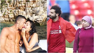 Famous Football Players Wives and Girlfriends 😍