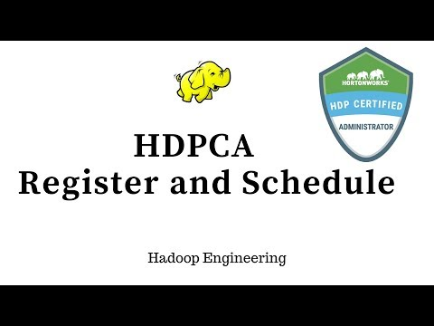 HDPCA - Registering and Scheduling Exam ( Examslocal Registration )