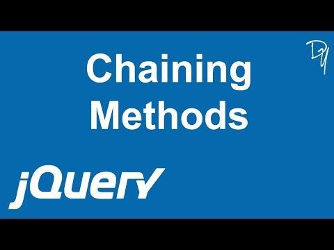jQuery - Chaining Methods #05