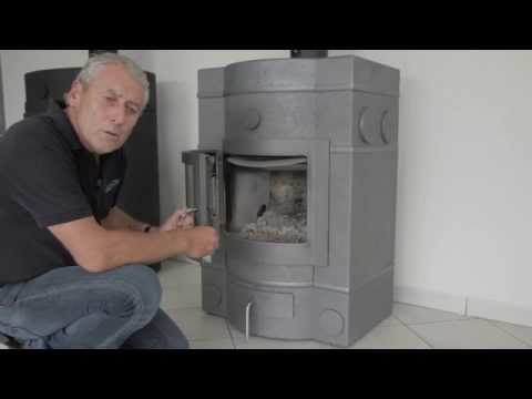 Ecco Stove - Stove Care - Cleaning your glass