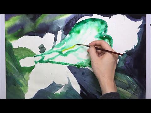 [Watercolor] Camoflage