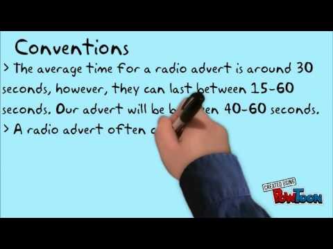 C+C of Radio Adverts