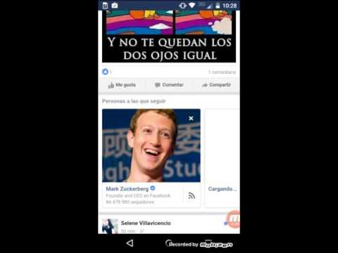 Pacman en Facebook 😠 maldito mark sukerberg