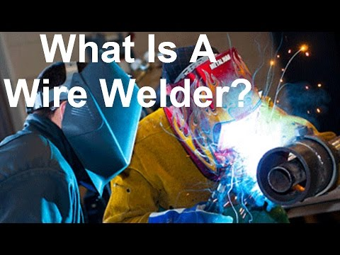 What Is A Wire Welder And How To Use Flux Core Welding To Create Awesome Projects?