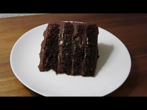 How to Make a Salted Caramel Chocolate Cake