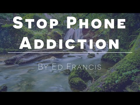 Stop Phone Addiction - Hypnosis