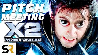 Download X2: X-Men United (2003) Pitch Meeting Video
