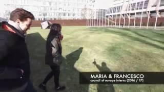 Meet Mari and Francesco - CoE Interns!