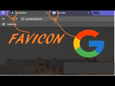 How To Create a Favicon Without Using Photoshop or Any Other Software for Free