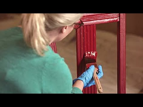 How to Paint Wood Furniture - DIY Network