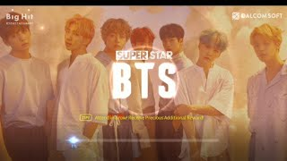 How To Update Superstar Bts To Latest Version 1.1.4