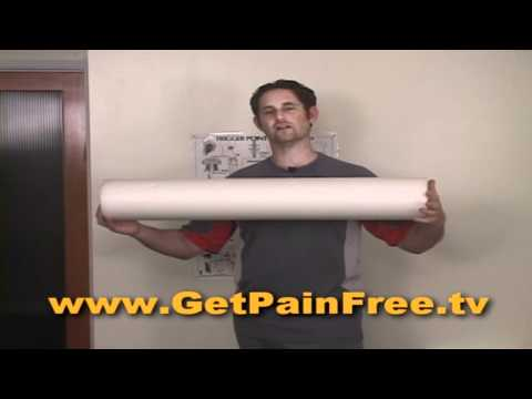 Inner and Outer Thigh Pain - Foam Roller Exercises