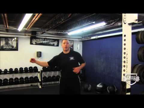 Upper Body Explosive Power To Run Faster and Be More Agile