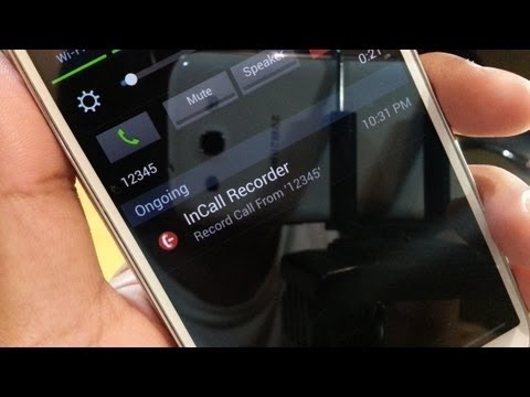 How to record phone calls on Samsung Galaxy S4