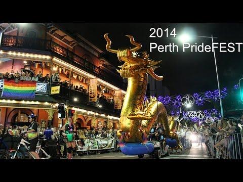 Perth PrideFest 2014