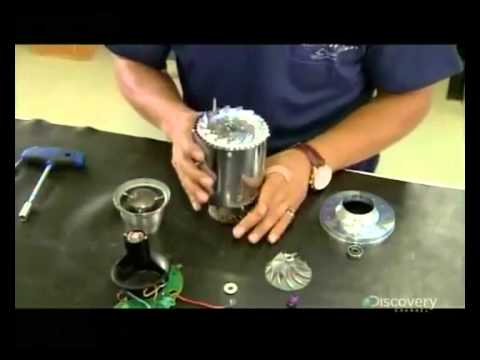 How to Make Model Jet Engines