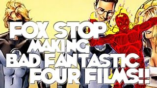 Download Fantastic Four 2! NOOOOO! FOX JUST STOP! - Lets Talk! RANT! Video